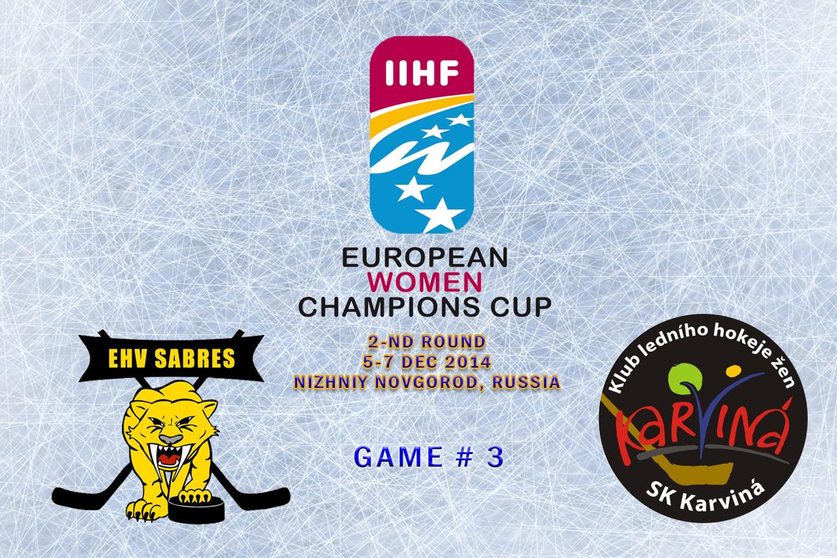 3) Logo Sabres-Karvina