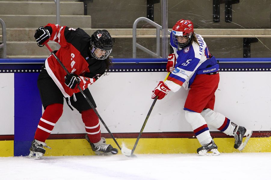 2015 IIHF Ice Hockey U18 Women's World Championship